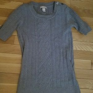banana republic knit shirt